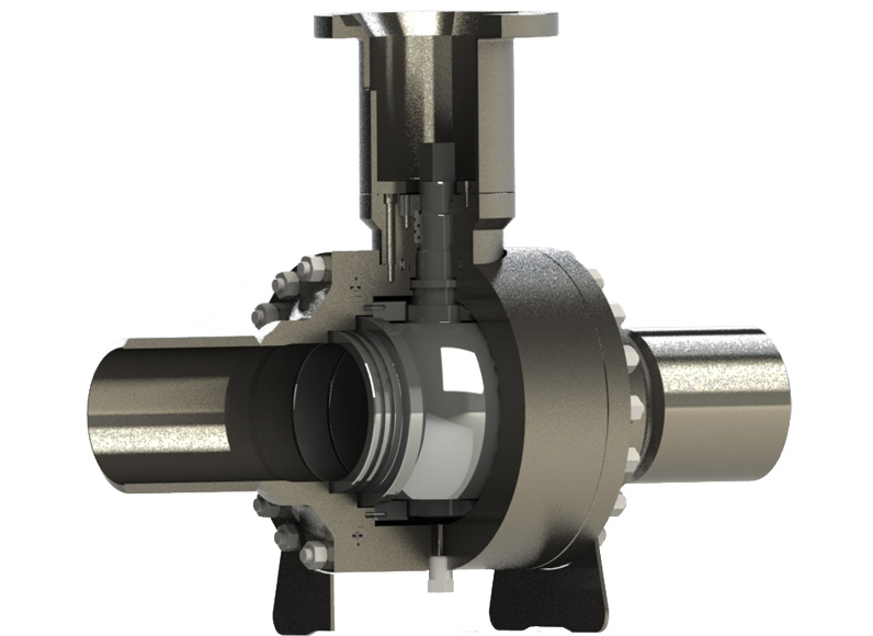 Sub Sea Applications Ball Valve