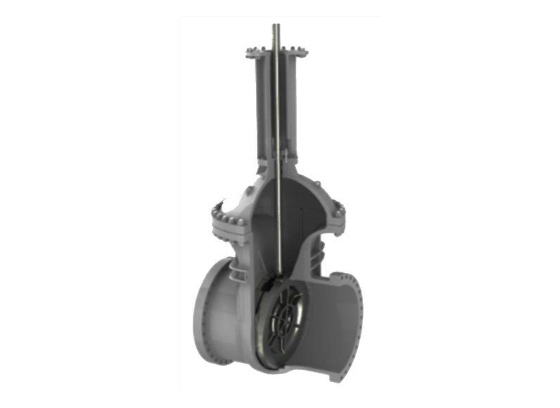 Wedge Gate Bolted Bonnet Valve