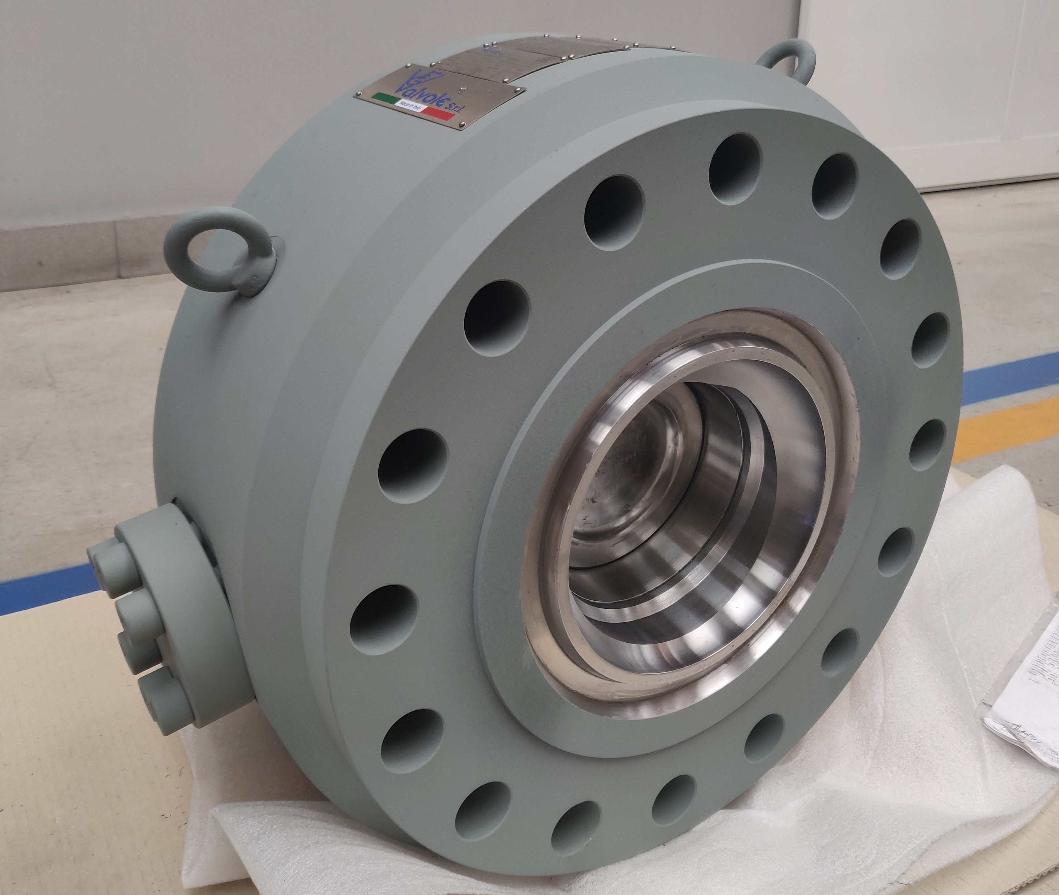 180205 4th Injection Tilting Disc Wafer Check 9 inch API 10000 (7)